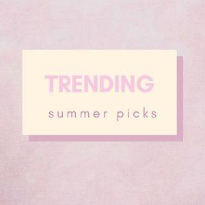 🌿Trending Summer Picks!🌿